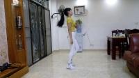 萍子广场舞,火火的姑娘