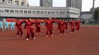 2017下城区健身气功比赛《大舞》现代雅苑