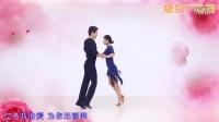 双人舞教学视频《我的热爱》广场舞2017最新广场舞大全