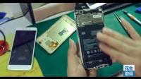 红米4X换电池视频教程 Red MI4X手机更换内置电池 拆机详细说明图解