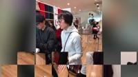 八卦:网友偶遇袁泉素颜逛街 默默排队超低调