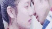 张子枫与王俊凯在雨中接吻粉丝哭成一片