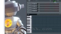 FL Studio 9 基础视频教程之:002,加载音频素材文件夹到FL的浏览器里