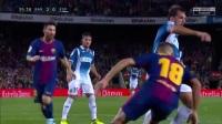 巴塞罗那VS西班牙人(全场比赛)9.9.2017