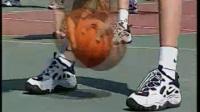 央视篮球基础教学球感练习  1