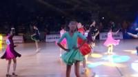 肖雯晶27届体育舞蹈锦标赛(牛仔)