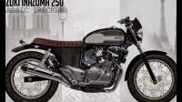 铃木GW250(Inazuma 250)改装classic tracker复古摩托车 - 1.1(Av15730833,P1)