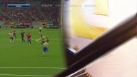 南加宇哥 走心解说 实况足球世界杯 巴西3:1西班牙 回忆当年追星时代