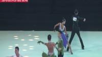 2017年中国体育舞蹈系列公开赛(杭州站)16岁以下A级L预赛牛仔【VIP】王博 沈美秀