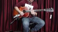 Eastman e10ssv 复古系列吉他评测