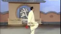 32式太极剑 (李德印老师背向演练)[普清版]