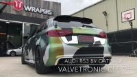 STONE 奥迪RS3 8V双电子马达遥控阀门中尾段