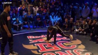 BBOY LEONY vs BBOY JUSTEN _ FINAL BATTLE _ RED BULL BC ONE LAST CHANCE CYPHER