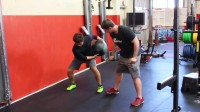 Rotational Power for Baseball - Throwing the Med Ball With Correct Form