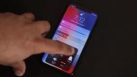 iPhone X系统中 如何把小圆点按钮单独设置为虚拟Home健并添加效果