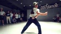 【D57职业舞者进修营】-日本导师EKKA编舞《SAT IT(REMIX)》舞蹈视频