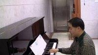 03. 我的第一首练习曲 - 菲伯尔钢琴基础教程第1级, 技巧和演奏
