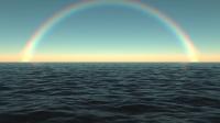 海上的彩虹