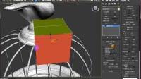 3dmax异形建模:异形背景及藤制家具