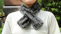 【环保再生纺织品】暖暖包围巾