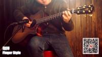 铁人音乐频道乐器测评--快速演示 Taylor K24ce Grand