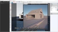 V-Ray For SketchUp 快速入门 - 室外布光 - 中文字幕