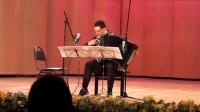 G. Ligeti - Five pieces from Musica ricercata (V. Nedosekin, accordion)