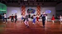 Swingtime Ball 2017 - Students' Performance - St. Louis Shim Sham