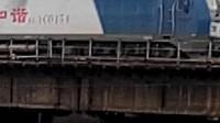 HXD1C0154-单机通过新余市百花湖公园