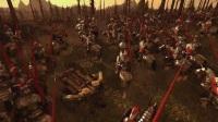 战锤2全面战争-凡人帝国传奇难度战役10奔狼突袭