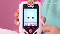 韩国进口凯利3D自拍手机玩具小玲玩具自拍手机