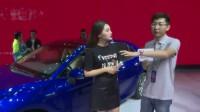 优酷汽车聂聂带你逛精彩广州车展