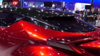 丰田最个性小型SUV 国产后或命名奕泽