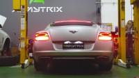 典雅的宾利Continental GT 遇上了狂野的Armytrix排气系统 声浪会如何呢?