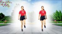 红领巾金社广场舞《歌在飞》鬼步舞编舞:太湖一莲
