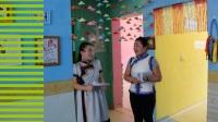 金川安吉奈蒙古幼儿园陶布茹宝贝的独唱