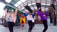 张艺兴sheep舞蹈,太原爵士舞流行舞(编舞) 【86街舞流行舞培训基地】