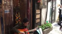 萧大侠合肥中隐于市吉他弹唱《莫名我就喜欢你》