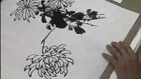 菊花画法 2
