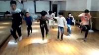 七彩花舞蹈  街舞2017