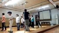 七彩花舞蹈  街舞2017年3
