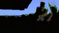 【lc大疯车Xlc善民】打败克苏鲁之脑,在要打骷髅队长时候善民竟然......泰拉瑞亚联机实况