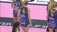 【全场视频】意甲女排联赛第6轮 科内里亚诺Imoco-蒙扎Monza |意大利
