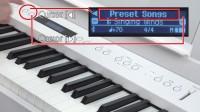 Roland FP-90 / FP-60电钢琴视频说明书1:基本操作【中国电子琴信息网转】