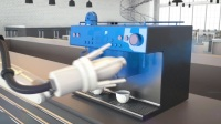 Dürr 和 KUKA 推出 ready2_spray 喷涂机器人