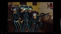 荧光舞【桂粤K舞秀团】——华蓝设计公司建筑设计二院新春表彰会