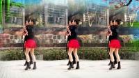 武汉汪汪原创广场舞《水蓝蓝》双人水兵舞正反面演示及教学
