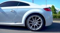 奥迪 Audi TT MK3 改装升级 FiExhaust 排气 - 独特性感声浪