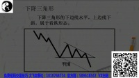 11种股票的选择方法参与涨停板股有技巧画线课程3小形态(下)