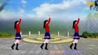 太湖一莲广场舞《水蓝蓝》原创32步水兵舞风格